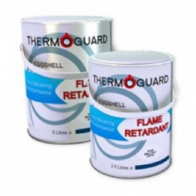 Thermoguard Flame Retardant Eggshell For Ceilings & Walls | www.paints4trade.com